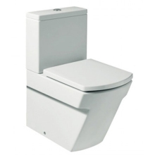 Roca Hall Close Coupled Cistern White