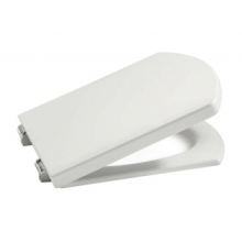 Roca Hall Toilet Seat Soft Close White