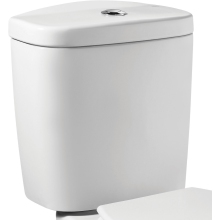 Roca Laura Close Coupled Cistern and Lever  White