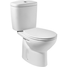Roca Laura Eco Close Coupled Cistern White