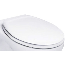 Roca Laura Toilet Seat Soft Close White