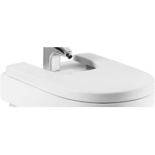 ROCA MERIDIAN COMPACT BIDET Cover  White