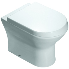Roca Nexo Back To The Wall Pan White