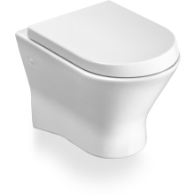 Roca Nexo Wall Hung Toilet Pan White