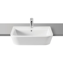 Roca The Gap Semi-Recessed Basin 560