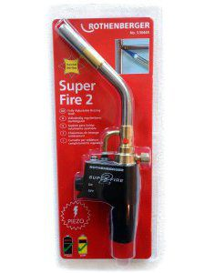 Rothenberger Super Fire 2 Torch Only 35644X