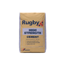 Rugby High Strength Cement 25kg