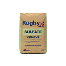 Rugby Sulfate Cement 25kg