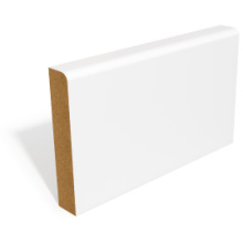 SAM 23 PRIMED MDF SKIRTING 12 x 94mm