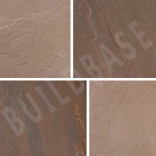 Sandstone Patio Pack 19.5m2