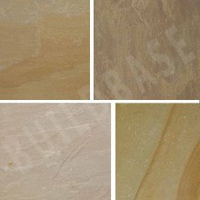 Sandstone Paving Autumn Green 300x300
