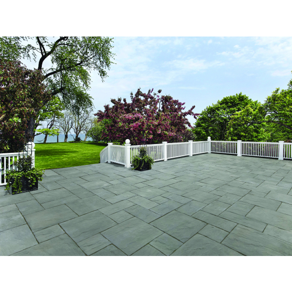 Sdale Patio Pack 6 30m2 Charcoal