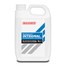 Sealocrete 5ltr Sealoproof 186149