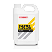 Sealocrete Patio Cleaner 5L