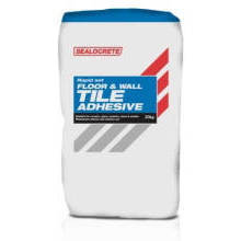 Sealocrete Rapid Set Floor & Wall Tile Adhesive 10kg