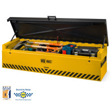 Secure Storage Box Van Vault Tipper