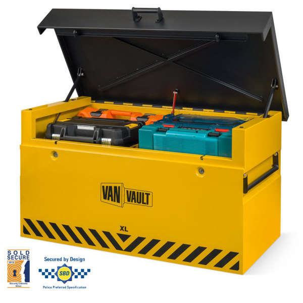 Secure Storage Box Van Vault XL