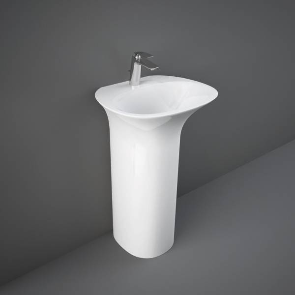 Sensation Free Standing Wash Basin 1Tap Hole