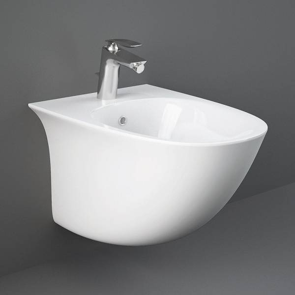 Sensation Wall Hung Bidet 1Tap Hole