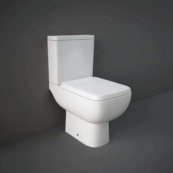 Series 600 Full Access WC Pack No Toilet Seat
