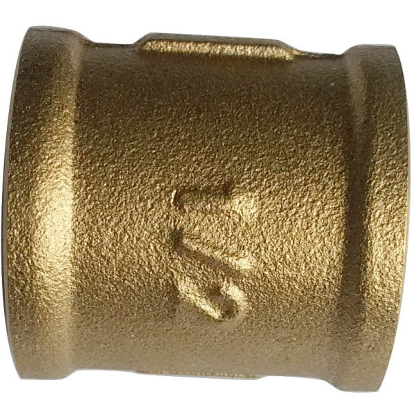 "Suregraft 1/2"" Fem Iron Brass Socket 5pk,"