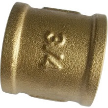 "SG 3/4"" Fem Iron Brass Socket 5pk"