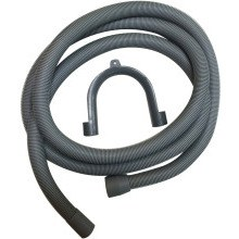 SG W/M Outlet Hose 2.5m Grey