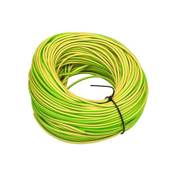 SGY4 4mm Green/Yellow Hank