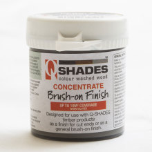 Shades Brush on Finish