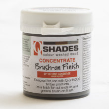 Shades Brush on Finish Pebble Grey 75ml
