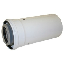 Short Flue Extension Greenstar 220mm