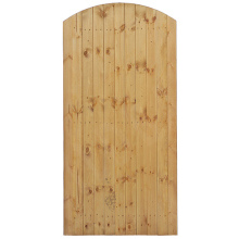Side Entry Arch Gate - 0.9 x 1.85m