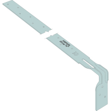 Simpson Heavy Engineered Strap Bend 100mm 1200mm