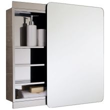 Slide Single Cabinet and Mirror Door 700x500x140