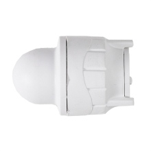 Socket Blank End White