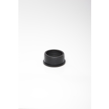 Soil Rubber Boss Adaptor Black 50mm