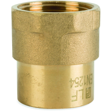 Solder Ring 15mmx1/2 Straight Connector CxFI