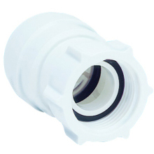 Speedfit 15mmx1/2 Female Coupler Tap Connect