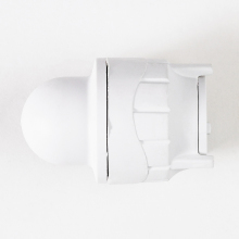 Spigot Blank End White 10mm