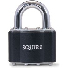 Squire Laminated Steel Padlock 51mm STRONGLOCK39