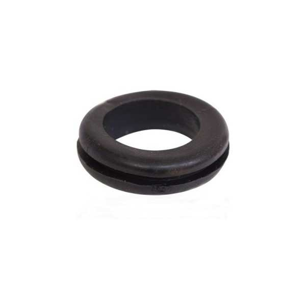 Standard Grommets PG025 Open 25mm PVC Black
