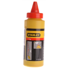 Stanley 1.47.404 Chalk Refill Red 113g