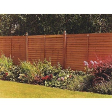 Supafence Lap Fence Panel 1.2m