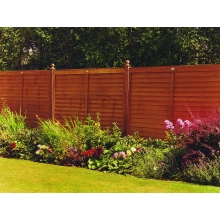 Supafence Lap Fence Panel 1.8m