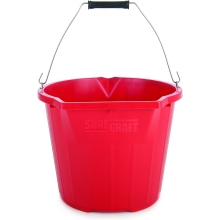 Suregraft 3 Gallon Heavy Duty Pour & Scoop Bucket