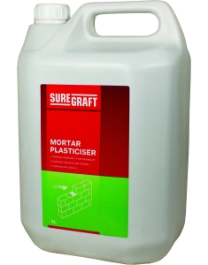 Suregraft 5l Mortar Plasticiser