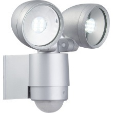 SureGraft Annabel IP44 Rated LED Wall Light Stainless Steel