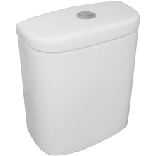 Suregraft Aroza Close Coupled Cistern White
