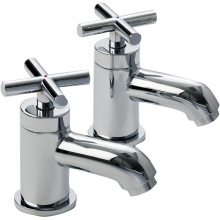 Suregraft Azora Chrome Plated Bath Taps