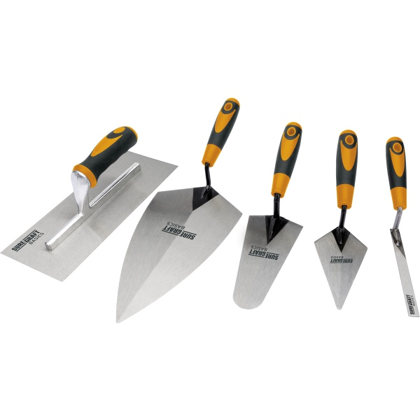 Suregraft Basics 5pc Trowel Set